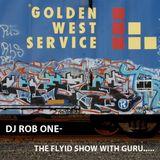 Dj Rob one,,, the fly id show side b,,,,  with guru,,,,... rip