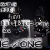 One4One & radio Liberum 22-09-12 warm up by G. ( Fabian Jakopetz)