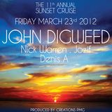 John Digweed, Nick Warren, Jozif & Denis A - Live @ 11th Annual Sunset Cruise Party @ Lady Windridge