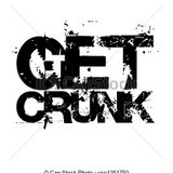 40 mins of Crunk!  Mixed by Tom Mathews