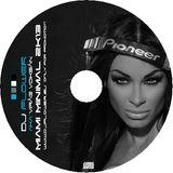 DJ FLOWER aka Virag Voksan - Miami Minimal 2k13