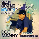 Doc Manny - Gettin Spicy ( Sizzlin guest mix 01)