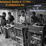 NITEBEAT with ENSOUL & TENDER BUTTONS AUGUST 29 2017