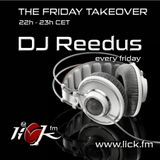 The Friday Takeover with DJ Reedus - 18th January 2019