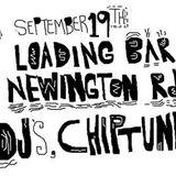 Live @ μChip 2, Dalston, London, September 2014