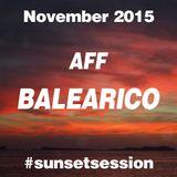 2015 NOVEMBER - AFF BALEARICO Sunset Session