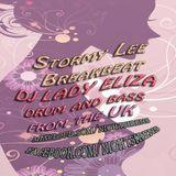 Night Sirens Radio Show VOL.XIII-  DJ Lady Eliza (UK) drum and bass, Stormy Lee(HUN) break (17.07)