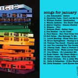 SONGS FOR JANUARY 2011 (PART 2)