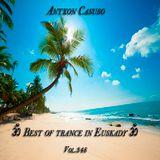 ૐ Best of trance in Euskady ૐ Vol.348
