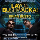 Layo & Bushwacka - Promo Mix for The Hyde Park Cafe 9/23/11