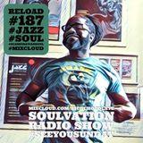 Soulvation Radio Show #187 (28.05.2017)