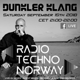 RTN Guest Mix Saturday September 15th 2018 - Dunkler Klang
