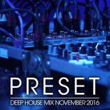 Deep House Mix November 2016