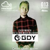 Axcell Radio Episode 013 - GDY