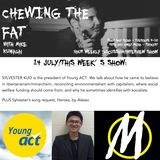 Episode 24 - Sylvester Kuo - Young ACT President; Naked Govt. Advocate