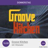 Visador Radio - Groove Kitchen (By DJ Hitsenator) (180 Min.) 11.12.2014