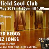 SOUL SHOW 16 TH MAY THE PRINCE