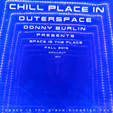Chill Place in Outerspace (Fall 2015 chillout mix) - Dj. Donny Burlin / Space is the Place