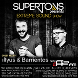Illyus & Barrientos exclusive mix for Extreme Sound show with Supertons #382