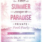 Nick Kayne - Summer Paradise (live dj set)