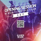 Ilgner Boer DJ @Opening Session Asiático Disco Club Campinas