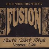 Fusion - South Coast Style - Ellis Dee, Loftgroover and Phantasy - Portsmouth Guildhall - Jan '93