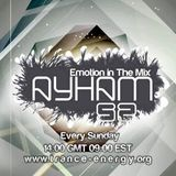Ayham52 - Emotion In The Mix 074 [As Played On Trance-Energy Radio]