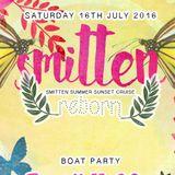 DEEP & SOULFUL Vol 39 Pre- Smitten boat party 16-7-16