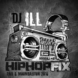 DJ iLL - Hip Hop , Rnb & Moombahton Set Mix ( 2o16 )