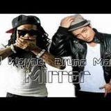 Mirror - LiL Wayne ft. Bruno Mars (DJKV BOOTLEG)