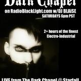 The Dark Chapel on Radio Black Light 20130629