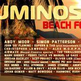 OLIVER LIEB @ Luminosity Beach Festival (Bloemendaal aan Zee):06-07-2014
