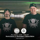 Sicaria Sound w/ Darkraqqen & Distinct Motive - 2nd October 2017