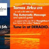 DE Radio pres. Tomas Jirku (Solaris Release Party)