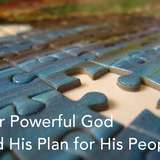 Our Powerful God and His Unlikely Servants (Exodus 3 – 4)