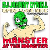 Johnny Dynell December 2014 at MANSTER