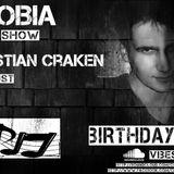 Christian Craken - PHOBIA 010 (Birthday Mix) @ Vibes Radio Station 25 August 2011