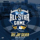 MLB All Star Game 2016 Pre Game Mix San Diego Ca mixed by Dee Jay Silver