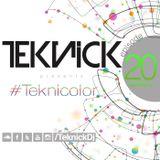 Teknick presents #Teknicolor 20