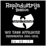 RepIndustrija Session / br. 81 Tema: Wu-Tang Clan affiliates diskografija 1994. - 2013.