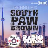 A Dark Side of Western 74: SouthPawBrown's Techno Mix