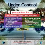 Andy Christian - Deep house waves @ Under Control pool party