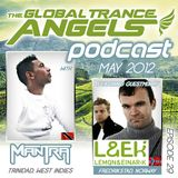The Global Trance Angels Podcast EP 29 with Dj Mantra Ft. Lemon & Einar K Guestmix [Norway]