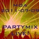 2011-07-09 MOA PartyMix LIVE