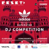 DJ MOHIT - #resetIND Hyderabad Mix