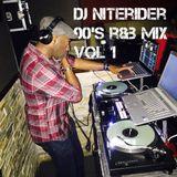 DJ NITERIDER 90'S R & B MIX VOL 1