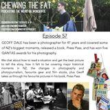 Episode 57 - Geoff Dale - Award-Winning Photojournalist/News Photographer