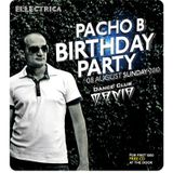 Pacho Birthday mix 2010