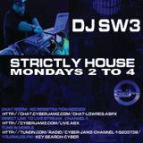 Strictly House -Present's - Monday Madness Cybejamz 10-3-16