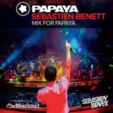 Sebastien Benett - Papaya Mix